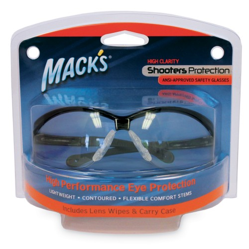 SHOOTERS SAFETY GLASSES