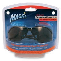 SHOOTERS SAFETY GLASSES (Smoke)